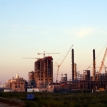 公司承担主要装置施工阶段全过程造价咨询的的伊泰精细化工项目已进入建设高潮期 ... ...
