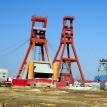 公司承担工程造价咨询招标代理的菏泽万福矿正在建设中