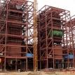 公司负责施工阶段全过程造价管理的内蒙达旗日产3000吨甲醇项目正在建设中 ... ... ...